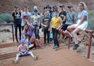 CA Group at Kata Tjuta