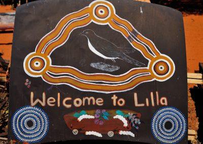 CA Welcome to Lilla